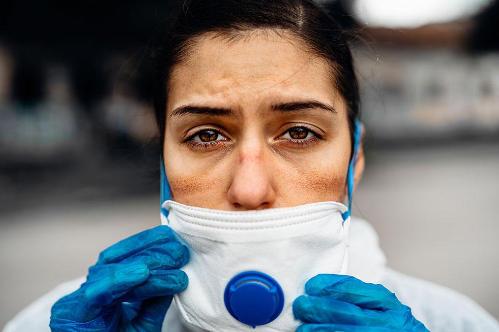 chronic staffing shortages lack of masks