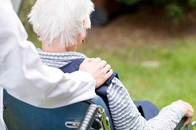 Caregiver crisis - Who's watching Mom and Dad?